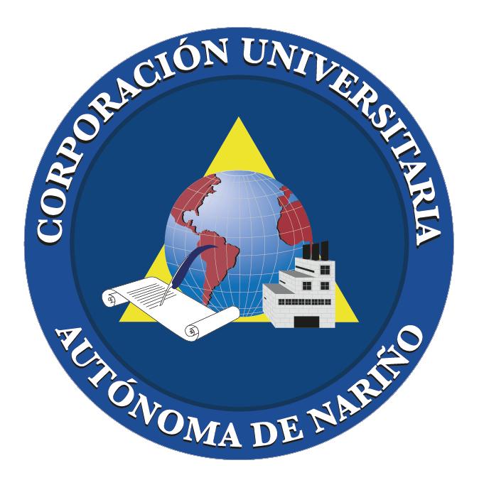 Logo Autónoma de Nariño - aunar